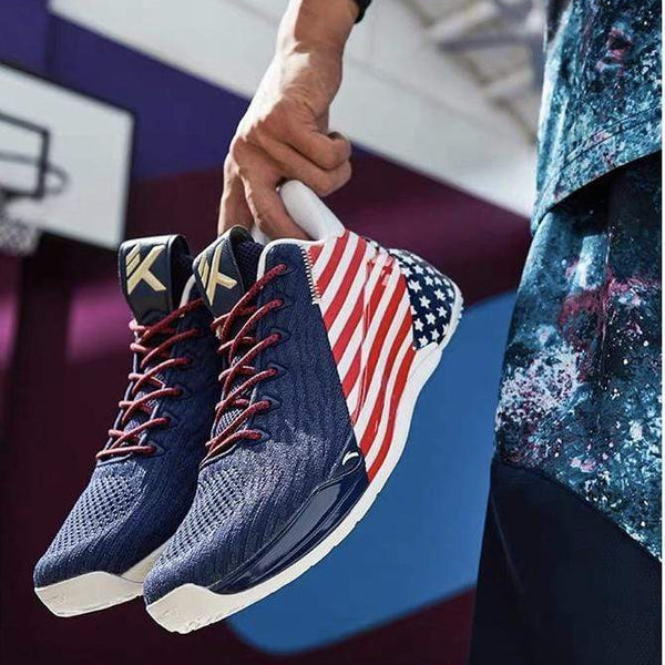 ANTA Basketball Anta Klay Thompson KT4 Low USA