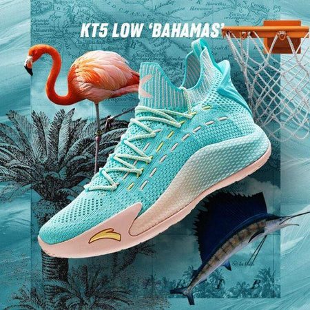 ANTA Basketball Anta Klay Thompson KT5 Low Bahamas