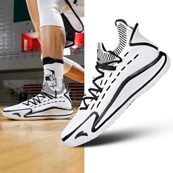 ANTA Basketball Anta Klay Thompson KT5 Low Mismatched Black& White