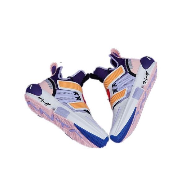 "ANTA Basketball Anta x Dragon Ball Super ""Frieza"" Men's Basketball Culture Shoes"