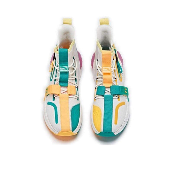 "ANTA Basketball Anta x Dragon Ball Super ""Gotenks"" Lovers Basketball Culture Shoes"