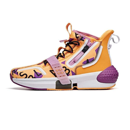 "ANTA Basketball Anta x Dragon Ball Super ""Master Roshi"" Men's Basketball Culture Shoes"