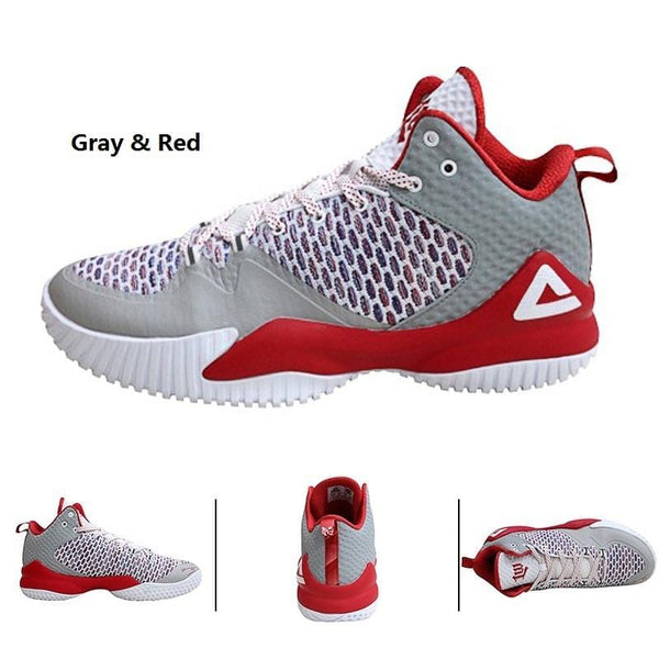 Peak Streetball Master Lou Williams PE Gray/ Red