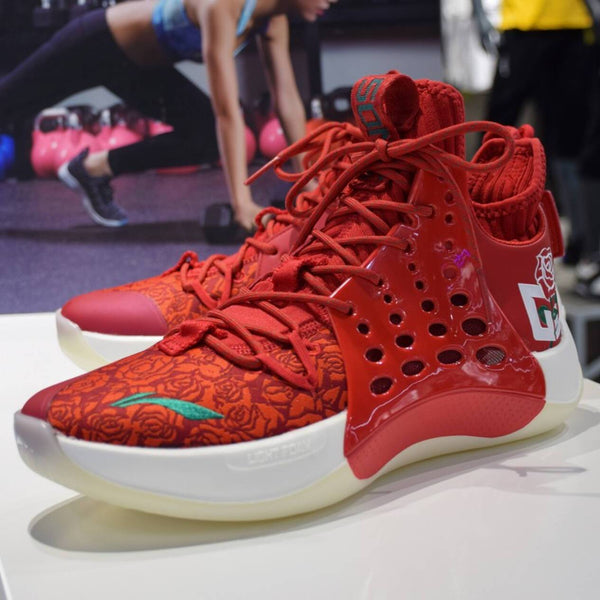 Li-Ning Sonic 7 CJ-McColum PE Rose City