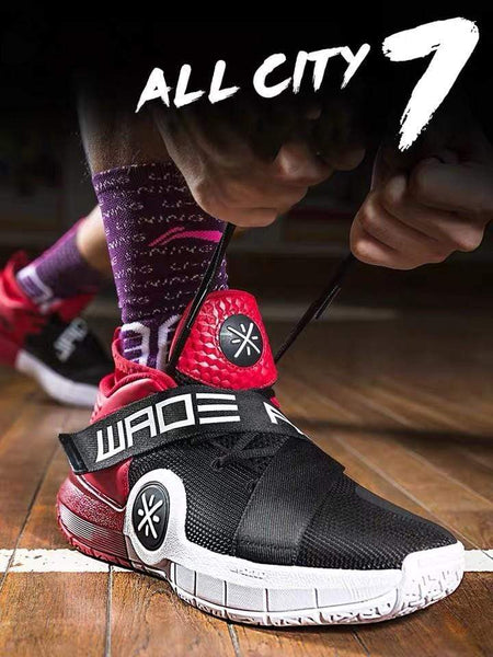 Li-Ning WoW - All City 7 Overtown