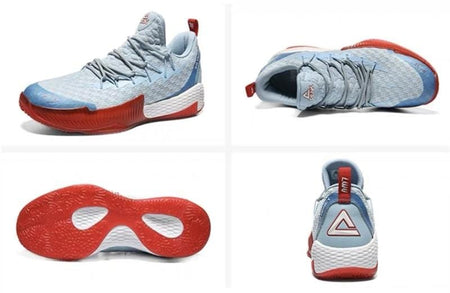 Peak Lou Williams Lightning 2019 Light Blue/ Red
