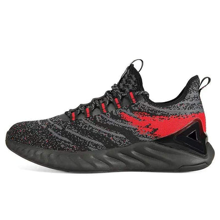 PEAK Basketball Peak TAICHI 1.0  Running Shoes Black&Red