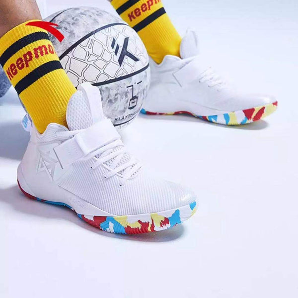 ANTA Shock the Game 3 White