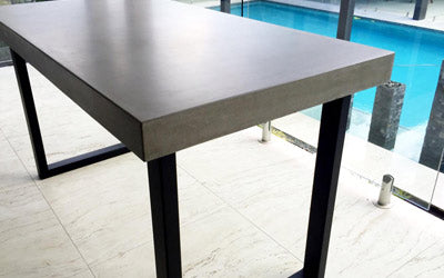Concrete Design House Concrete Furniture Concrete Table