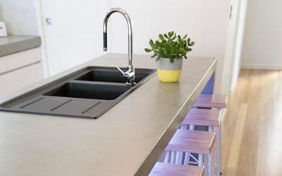 Concrete Design House Concrete Benchtops Brisbane