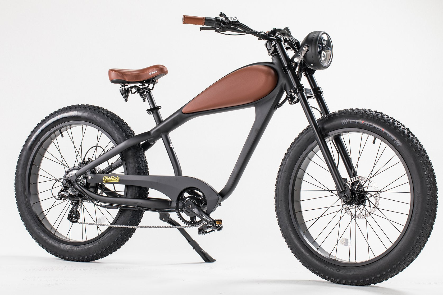 CIVI BIKES CHEETAH - THE CAFE RACER Electric Bicycle 2020