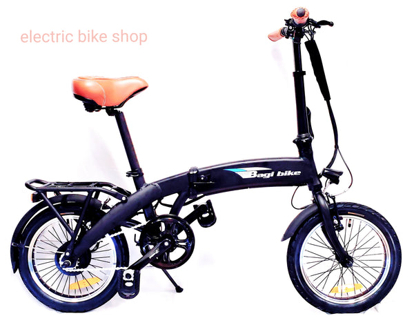 BAGIBIKE B16 SUPER LIGHTWEIGHT Folding Electric Bicycle 2019