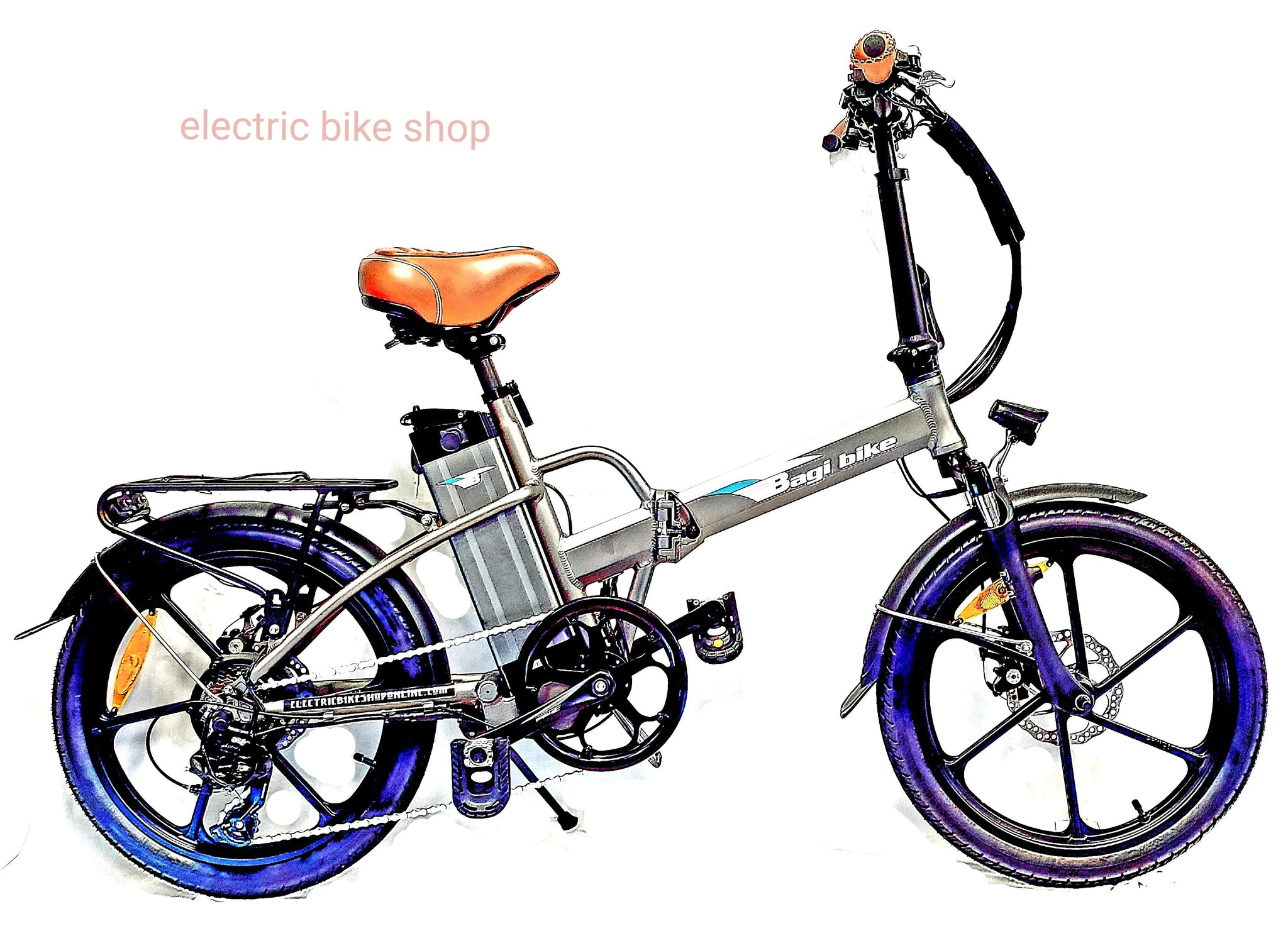 BAGIBIKE B20 PREMIUM Folding Electric Bicycle 2020