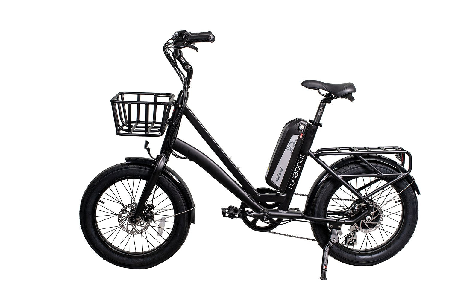 CIVI BIKES RUNABOUT CARGO Electric Bicycle 2020