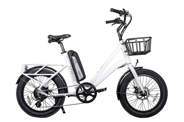 CIVI BIKES RUNABOUT CARGO Electric Bicycle 2019