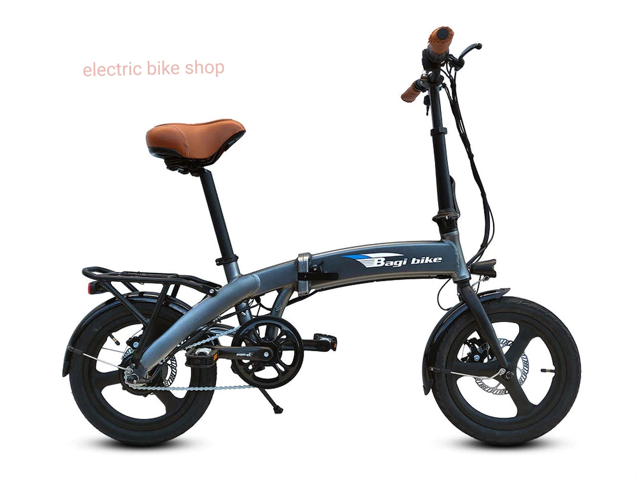 BAGIBIKE B16 SUPER LIGHTWEIGHT Folding Electric Bicycle 2020