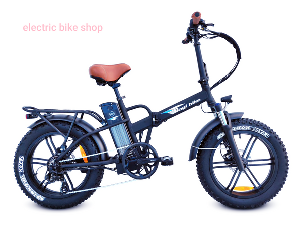 BAGIBIKE B20 FAT/M HERO PLUS FOLDING Electric Bicycle 2020