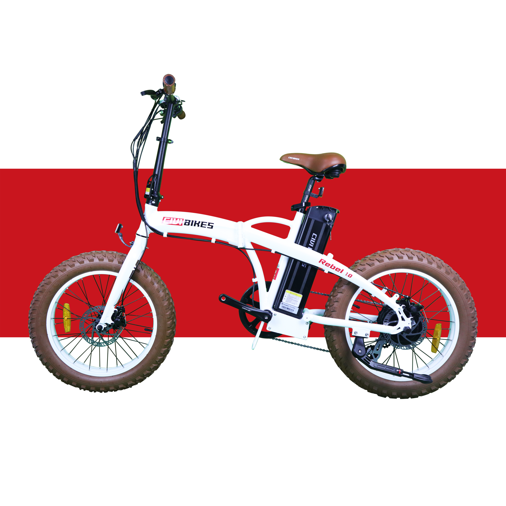CIVI BIKES REBEL Electric Bicycle 2020