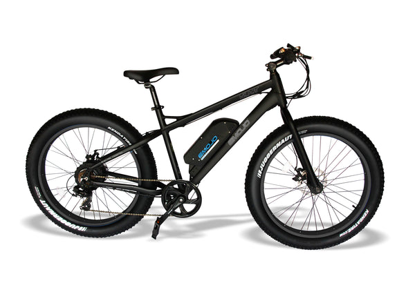 EMOJO WILDCAT Fat Tire Electric Bicycle 2018