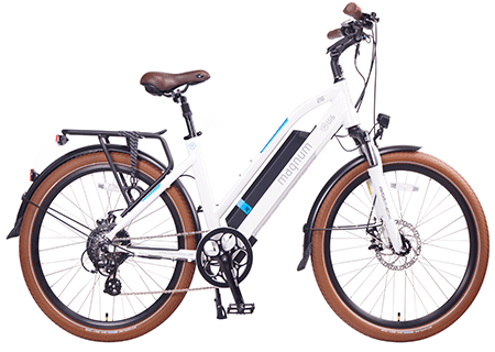 MAGNUM Metro Ui6 Electric Bicycle 2019