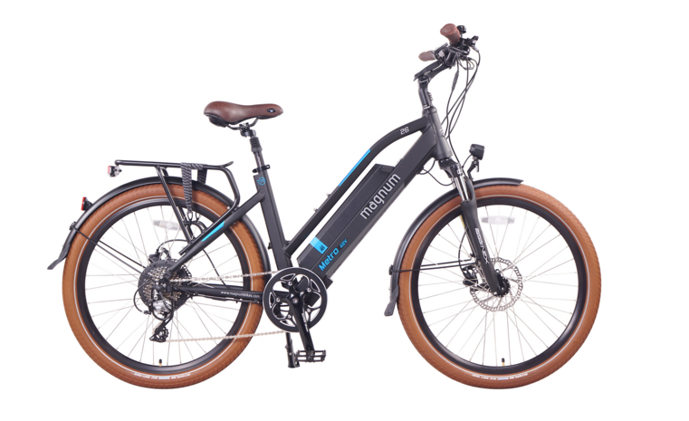 MAGNUM Metro Electric Bicycle 2018
