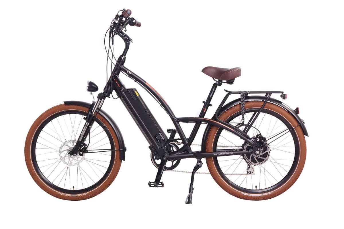 MAGNUM LOWRIDER CRUISER Electric Bicycle 2020
