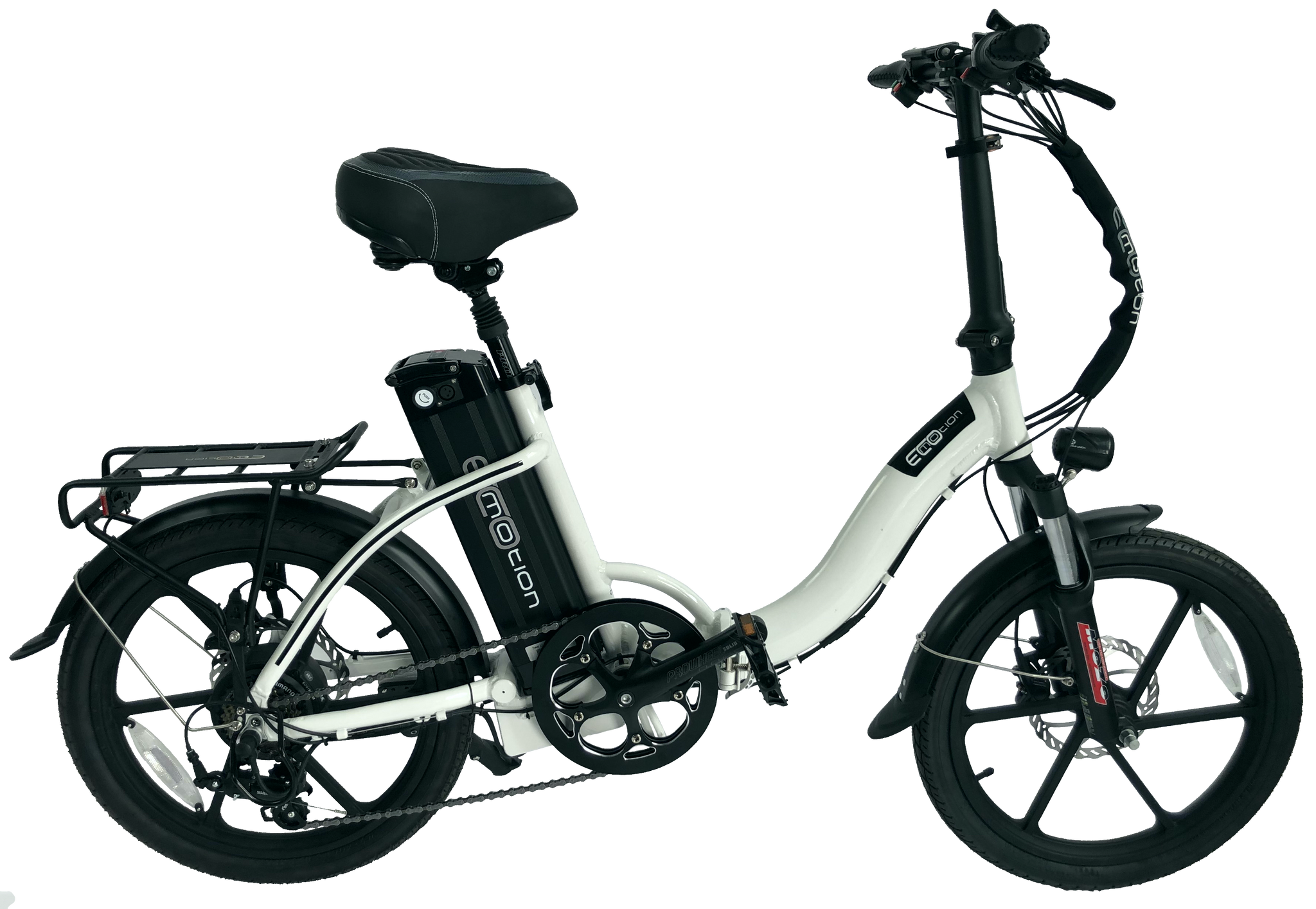 ECOMOTION ROKU FOLDER LOW-STEP Electric Bicycle 2020