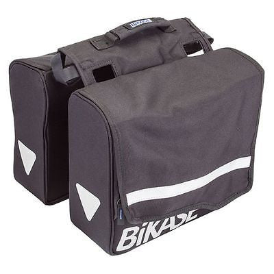 BIKASE PANNIER BAG for Electric Bicycles with a Rear Rack