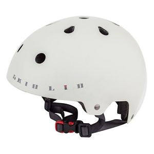 Helmet by Skid Lid for eBike Riders - Matte Gray L/XL