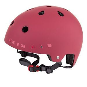 Helmet by Skid Lid for eBike Riders - Matte Red L/XL