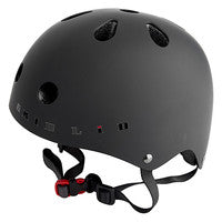 Helmet by Skid Lid for eBike Riders - Matte Black L/XL