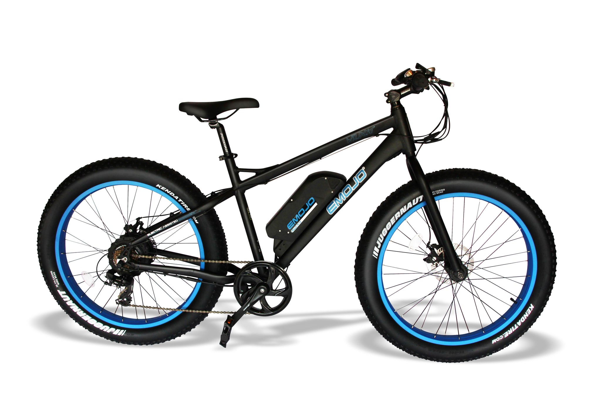 EMOJO WILDCAT Fat Tire Electric Bicycle 2019