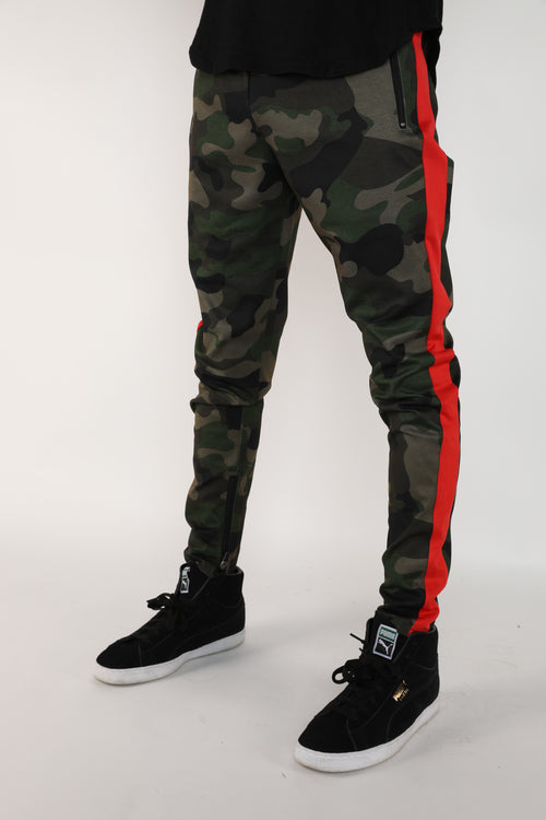 The Crew Track Pants in Camo