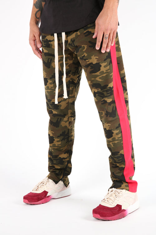 The Horace Track Pants in Camo