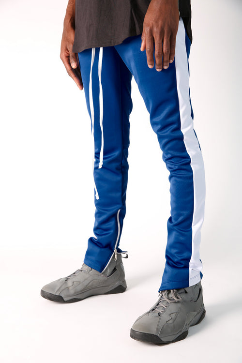 The Jenner Track Pant in Royal