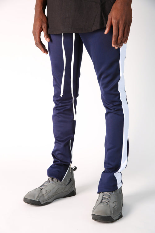 The Jenner Track Pant in Navy