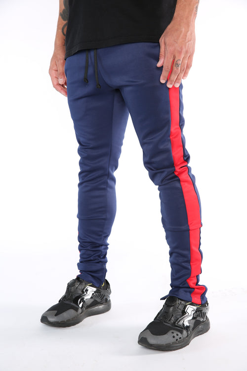 The Core Track Pant in Navy