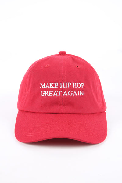 The Great Again Dad Hat in Red