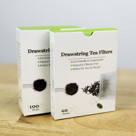 EZ-Brew Tea Filters (40 Pack)