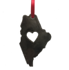 Maine Ornament: Heart