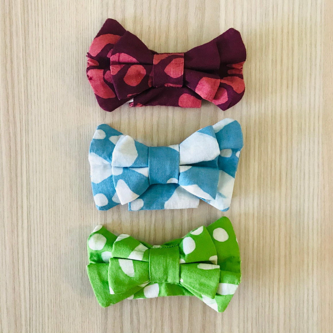 Ghana: Dog Bow Tie - 3 Colors