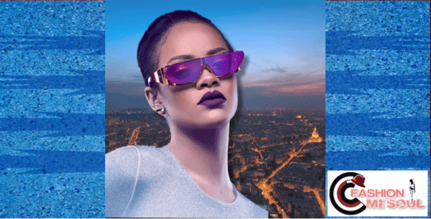 Rihanna Designs With Dior