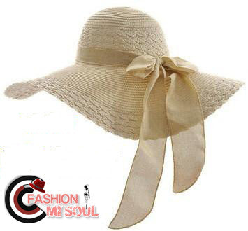 Fashion Wide Large Brim Floppy Summer Beach Hats