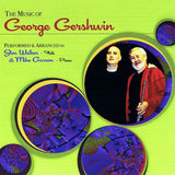 Music of George Gershwin - Signed CD