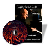 Mike Garson's Symphonic Suite for Healing - Signed DVD