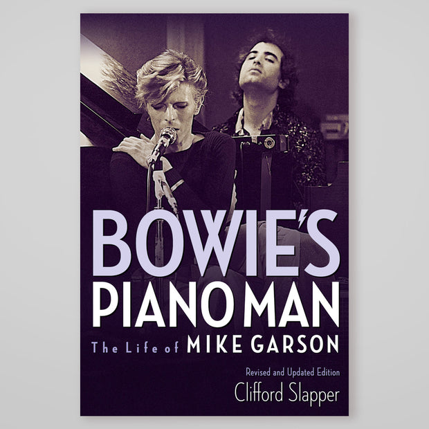 Bowie's Piano Man - Signed Biography