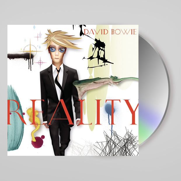 Reality - Signed CD