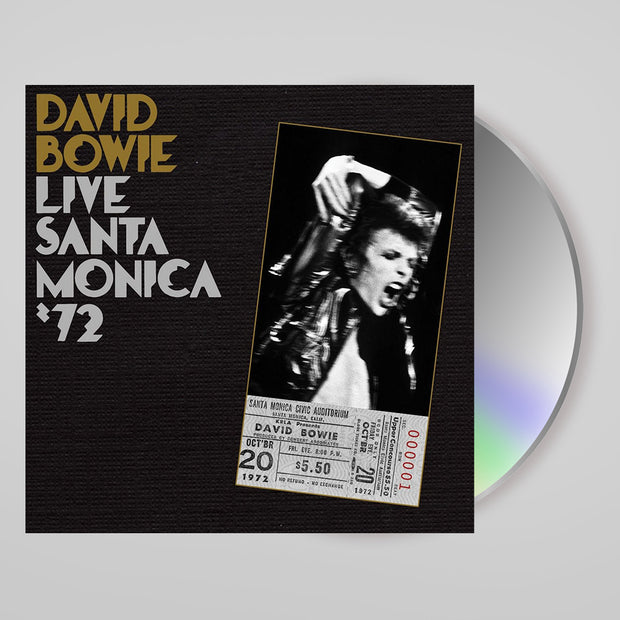 Santa Monica '72 - Signed CD
