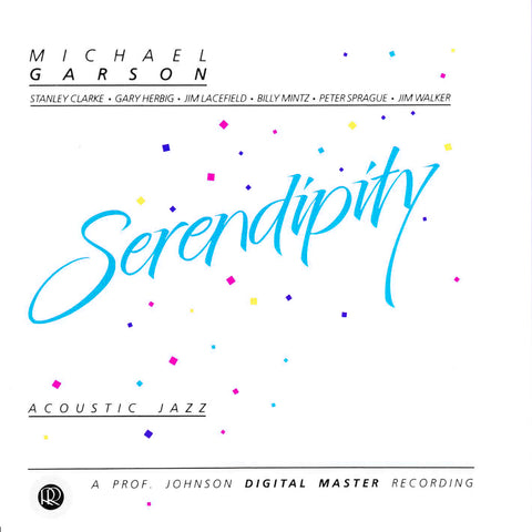 Serendipity - Signed CD