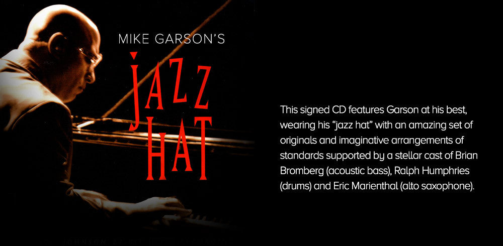 Mike Garson's Jazz Hat CD